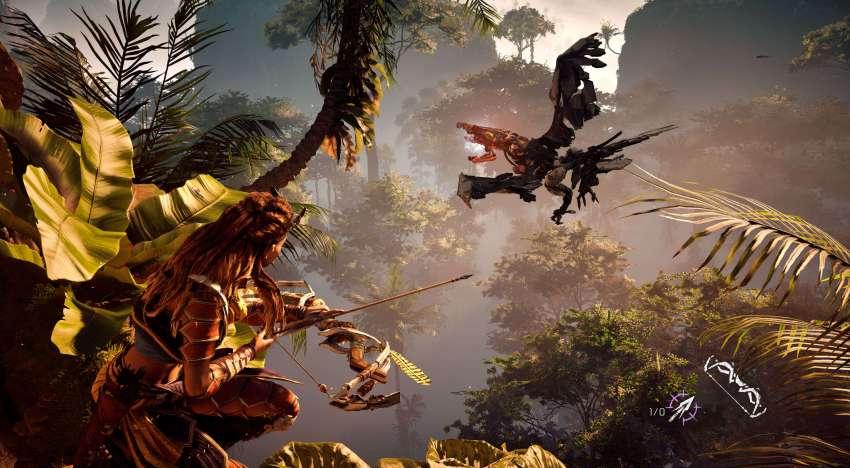 ستيديو Guerrilla Games يشارك اهداف الاجزاء القادمة من Horizon Zero Dawn