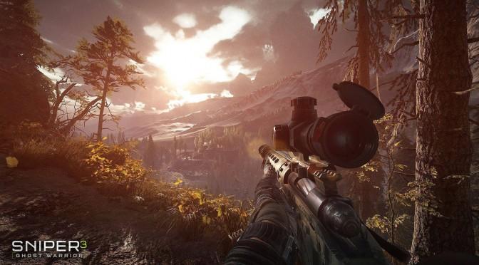 فيديو مدته 27 دقيقة من جيمبلاي لعبة Sniper: Ghost Warrior 3