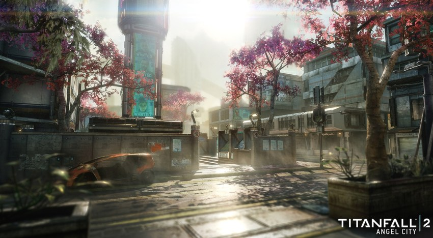 خريطة Angel City بترجع من جديد في Titanfall 2