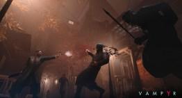 فيديو دعائي جديد للعبة Vampyer عن سوداوية عالم و احداث اللعبة