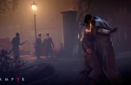 تحديد فترة اصدار لعبة Vampyr من Dontnod Games