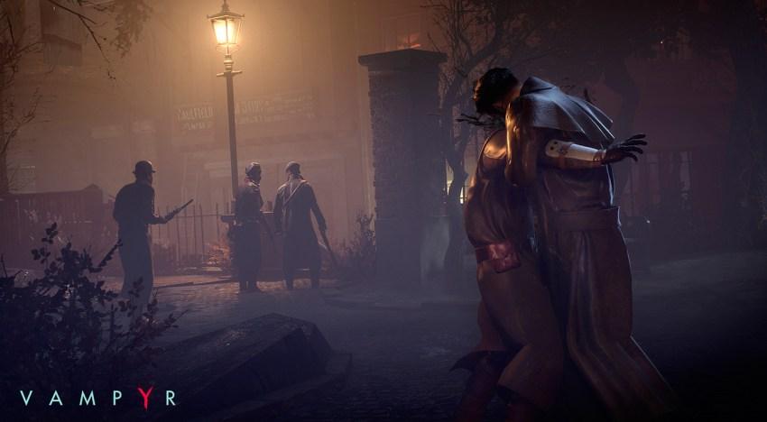 ستوديو Dontnod ينشر أول أجزاء مذكرات تطوير لعبة Vampyr