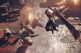 ستيديو Platinum Games يروا ان Yoko Taro انقذهم بتطوير Nier Automata