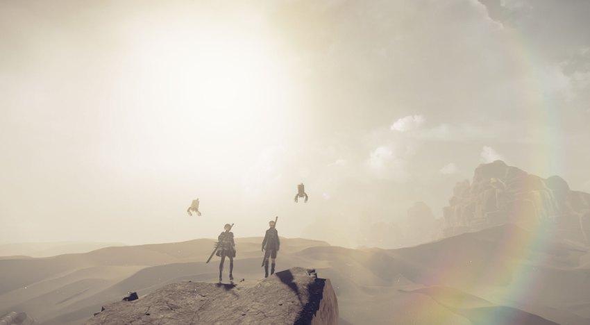 إشاعة: لعبة Nier: Automata من المحتمل أن تصدر للـ  Xbox One