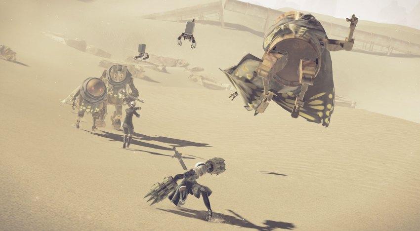 مُنتج لعبة Nier: Automata يُلمح إلى إمكانية تطوير جزءٍ جديدٍ لها