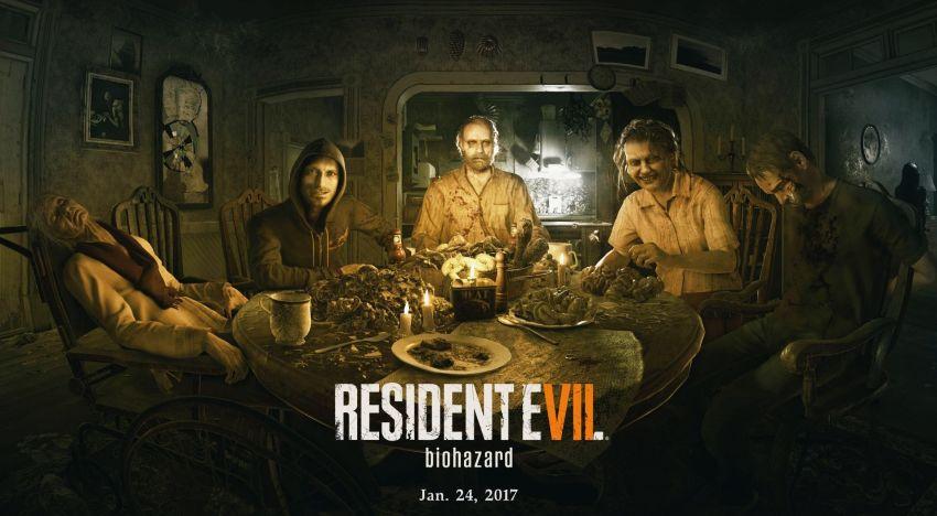 لعبة Resident Evil 7 ستكون متاحة لنظام XBOX Play Anywhere