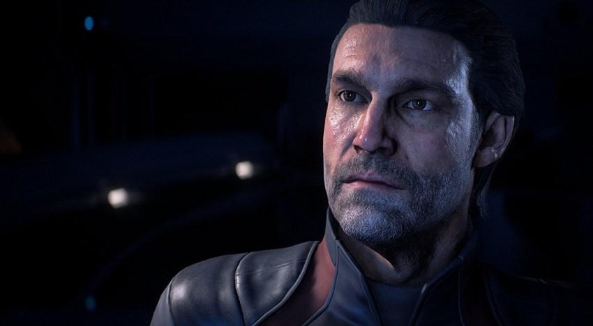 مجموعة صور جديد لشخصيات لعبة Mass Effect Andromeda