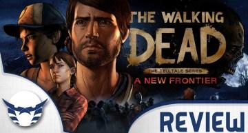 مراجعة اول حلقتين من The Walking Dead A New Frontier