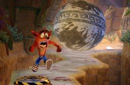 صور جديدة  من جيمبلاي مجموعة Crash Bandicoot N.Sane Trilogy