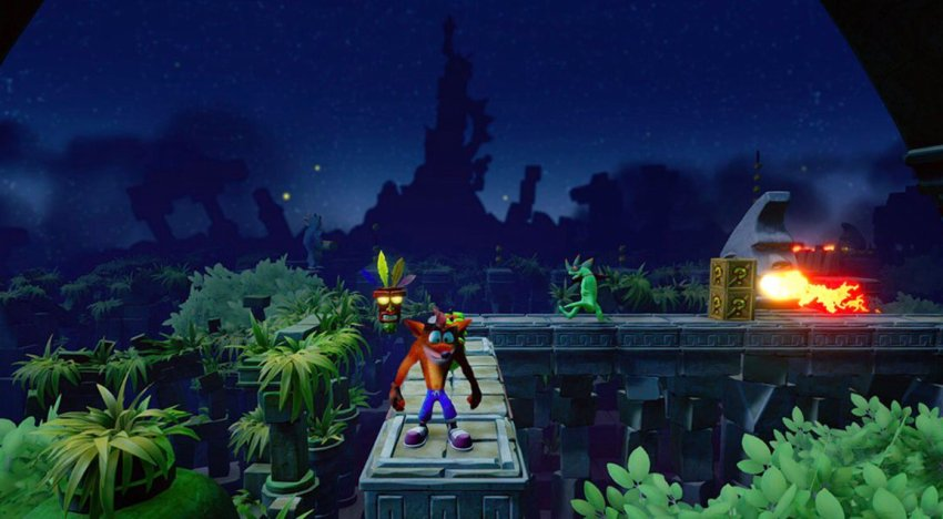 ثلاثية N. Sane Trilogy للعبة Crash Bandicoot ستصدر رسميًا للـ Switch و PC و Xbox One