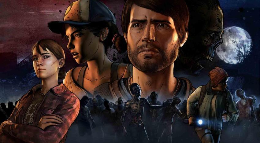 الاعلان عن فترة اصدار الحلقة الثالثة من The Walking Dead : A New Frontier