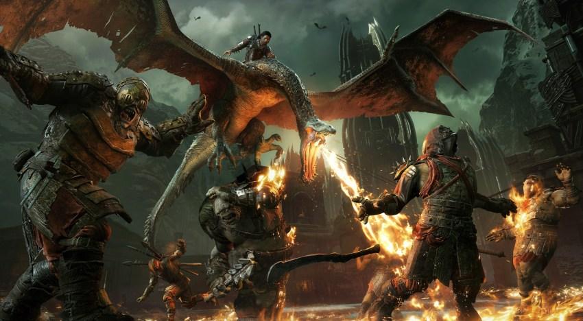 من الممكن إن Middle-earth: Shadow of War تسمحلك بأستمرار الـSave file الخاص بـShadow of Mordor