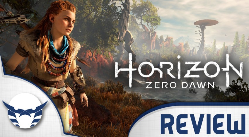 مراجعة Horizon Zero Dawn