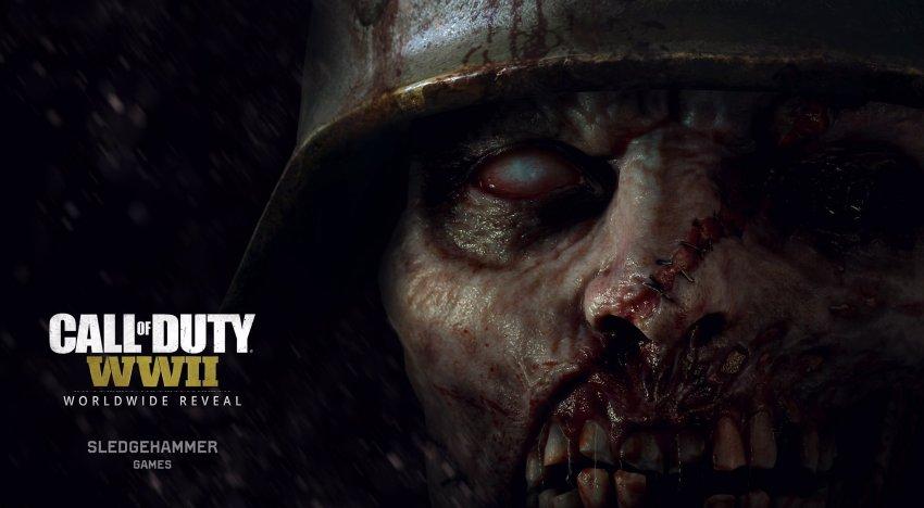 التأكيد علي وجود Zombie Mode من خلال Call of Duty: WWII