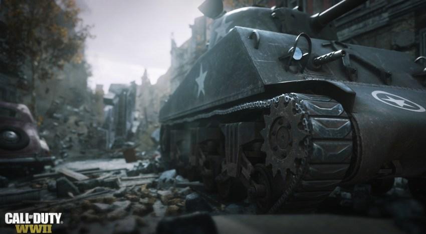 مبيعات Call of Duty World War 2 تتفوق بنسبة 60% علي مبيعات Infinite Warfare