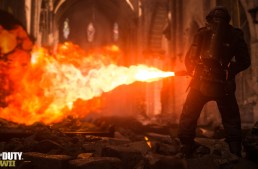 العرض الاول للـMultiplayer في لعبة Call of Duty World War 2 #بلايستيشن_E3