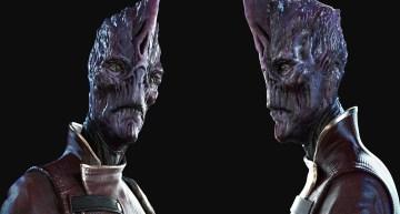 عرض انواع الكأئنات الفضائية في لعبة Star Citizen لاول مرة