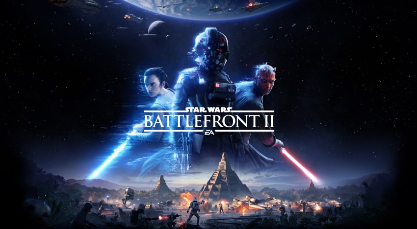 ازالة الـMicrotransactions من لعبة Star Wars Battlefront 2 مؤقتا