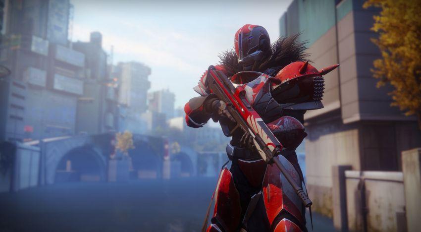 طور Control في Destiny 2 سوف يحصل على تغيرات ضخمة