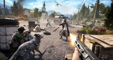 العروض الرسمية الاولي لقصة لعبة Far Cry 5 و تفاصيلها