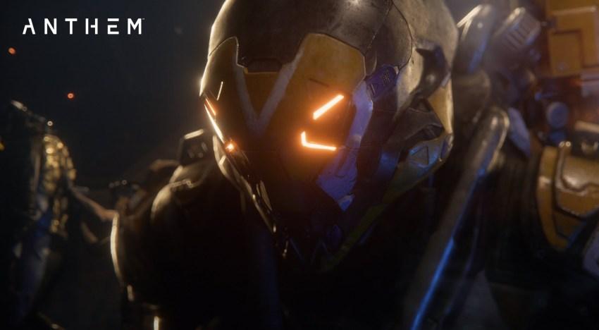 لعبة BioWare القادمة هي Anthem