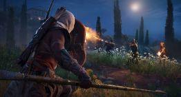 التركيز علي اسلوب التخفي في فيديو جديد للعبة Assassin's Creed Origins