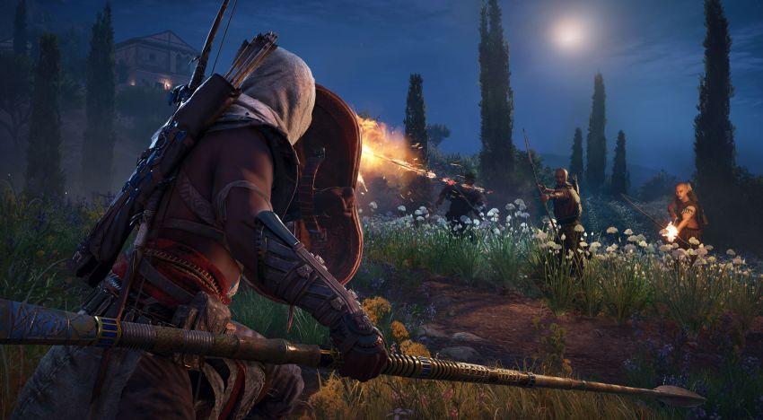 فيديو جديد من مخرج Assassin's Creed Origins عن تفاصيل اسلوب القتال