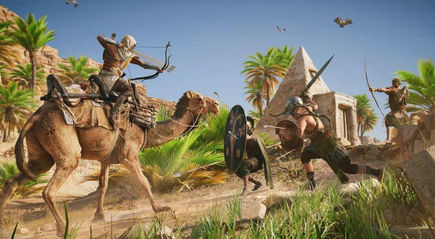 محتوى Assassin's Creed: Origins الجانبي سوف يكون عالي الجودة