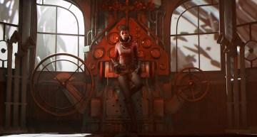 عرض جديد لاضافة Dishonored: Death of the Outsider مركز علي شخصية بطلة اللعبة Billie Lurk