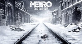 الاعلان عن جزء جديد من سلسلة Metro خلال مؤتمر مايكروسوفت في E3 2017
