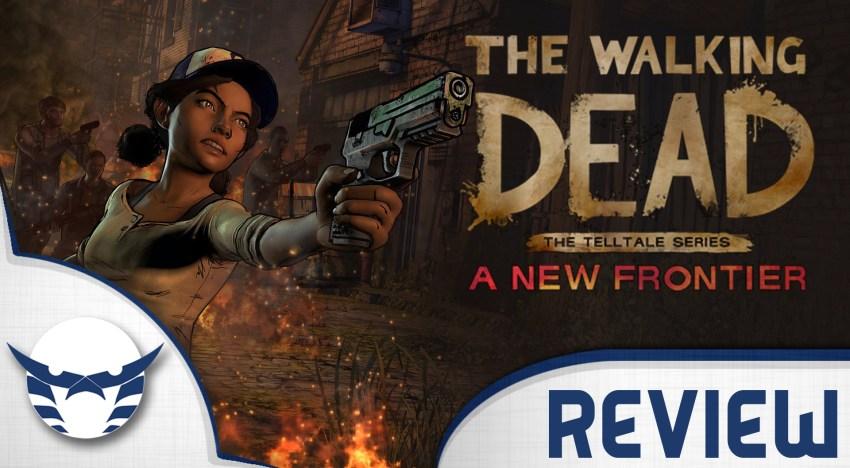 مراجعة الموسم الكامل لـThe Walking Dead A New Frontier