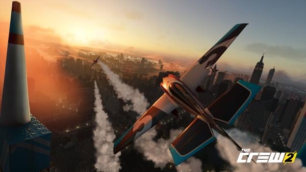 الكشف عن أول جيمبلاي من The Crew 2 خلال مؤتمر Ubisoft E3 2017