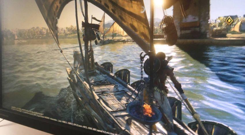 تسريب صورة لغلاف احدي نسخ لعبة Assassin's Creed Origins و تأكيد جديد علي تواجدها في مصر الفرعونية