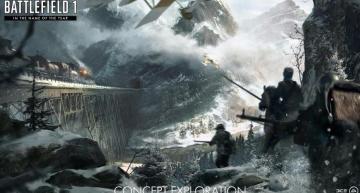 المزيد من الاضافات الخاصة بـ Battlefield 1 تتوفر بشكل مجاني