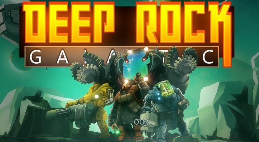 الاعلان عن لعبة جديدة بأسم Deep Rock Galactic في مؤتمر Microsoft E3 2017