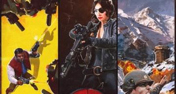 الاعلان عن تفاصيل الـSeason Pass الخاص بلعبة Wolfenstein II: The New Colossus