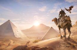 الاعلان عن تفاصيل الاضافات المدفوعة للعبة Assassin's Creed: Origins و اقتراب إصدار إضافة The Hidden Ones