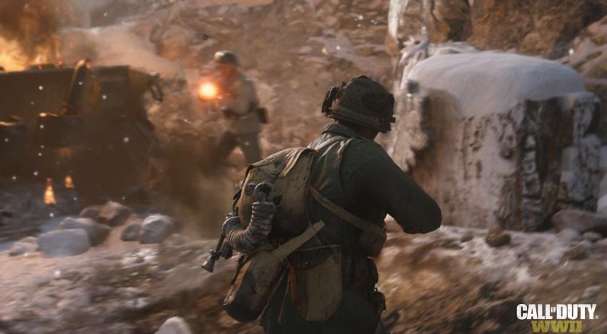 مخرجا لعبة Call of Duty: WWII يتركان ستوديو Sledgehammer