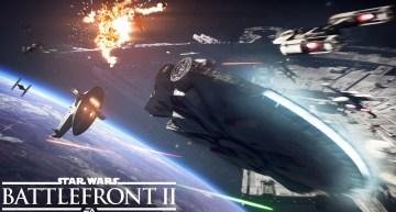 الكشف عن جيمبلاي Starfighter Assualt الخاص بـStar Wars Battlefront 2 خلال مؤتمر EA في Gamescom 2017