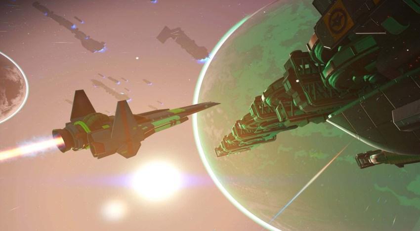 محتوي جديد للقصة و مهمات الـCOOP اهم تفاصيل تحديث No Man's Sky الجديد