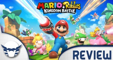 مراجعة Mario + Rabbids Kingdom Battle
