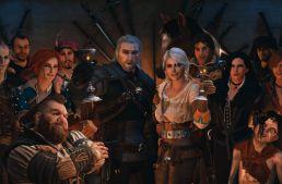 ستيديو CD Projekt RED يحتفل بمرور 10 سنوات علي سلسلة The Witcher بفيديو رائع موجه لمحبي اللعبة