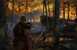 لعبة God of War 4 محتمل ان تحتوي على مهماتٍ جانبية