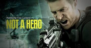 اولي لقطات الـGameplay للاضافة Not a Hero للعبة Resident Evil 7