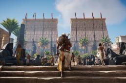 الاعلان عن ادوات جديدة لنسخة الـPC من لعبة Assassin's Creed Origins للتخصيص اكثر لتجربة اللعبة