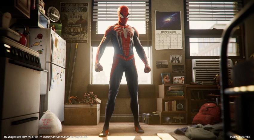تسريب جديد لموعد اصدار لعبة Spider Man