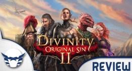 مراجعة Divinity Original Sin 2