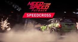تحديث جديد مجاني للعبة Need for Speed Payback بعنوان Speedcross