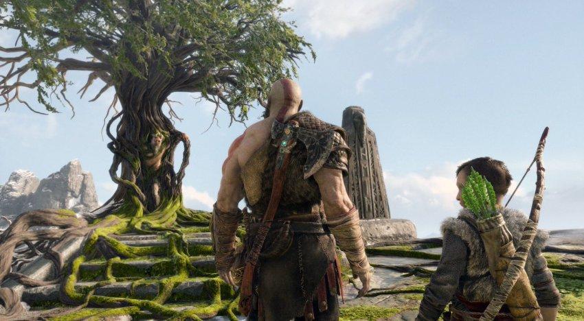 مقطع دعائي جديد للعبة God of War يستعرض نظام تطوير الشخصية في اللعبة