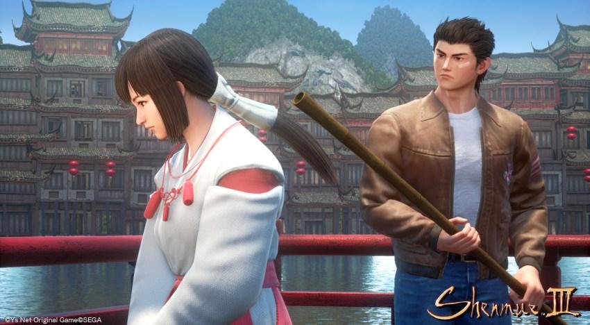 تأجيل اصدار لعبة Shenmue 3 للعام القادم